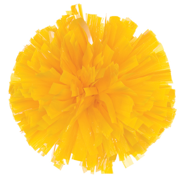 Bright Gold Strands for Glitter and Flash Pom Poms